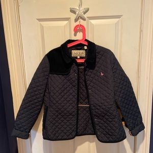 Jack Wills women's quilted jacket